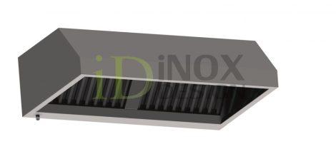 Fali elszívóernyő - 1100-as széria